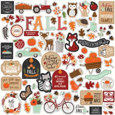 Echo Park My Favorite Fall - Element Sticker